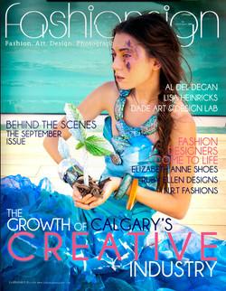 COVER/FASHIONSIGN MAGAZINE