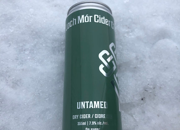 2019 Untamed 4 x 355ml cans