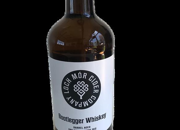 Barrel aged dry cider whiskey cider Ontario craft cider Prince Edward County cider