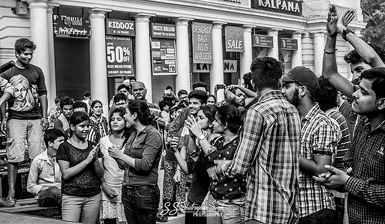 Street Photography, People Photography, Black & White Photography