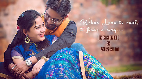 Sabay & Karishma - Pre Wedding Shoot by Shatrughan Singh Photography