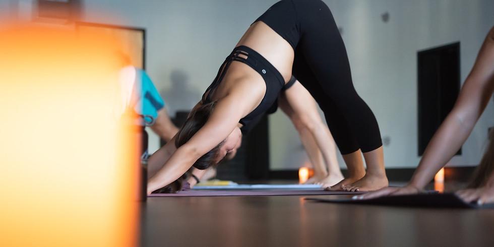 Spring Equinox Candlelit Yoga + Meditation ($15/Free for SweatNET Members)