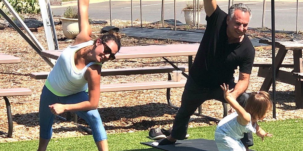 FREE Community Yoga at Mario's in Matthews