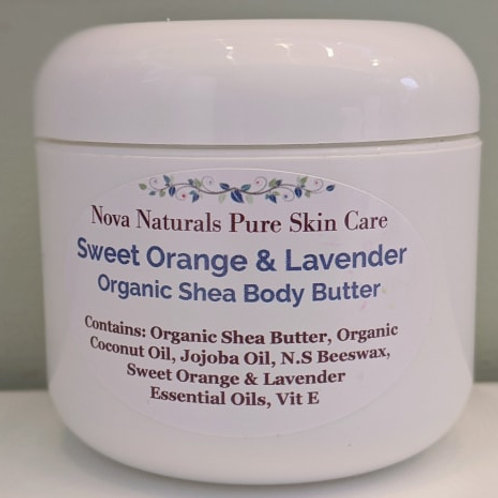 Pure & Silky Body Butter