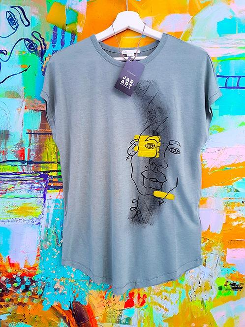 """T - shirt """"RGB Cyborg"""""""