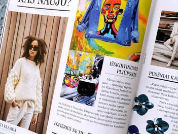 L'Officiel Lithuania magazine