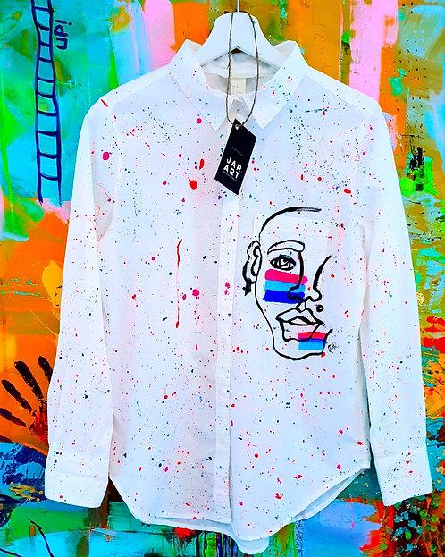 """Shirt """"RGB Cyborg"""""""