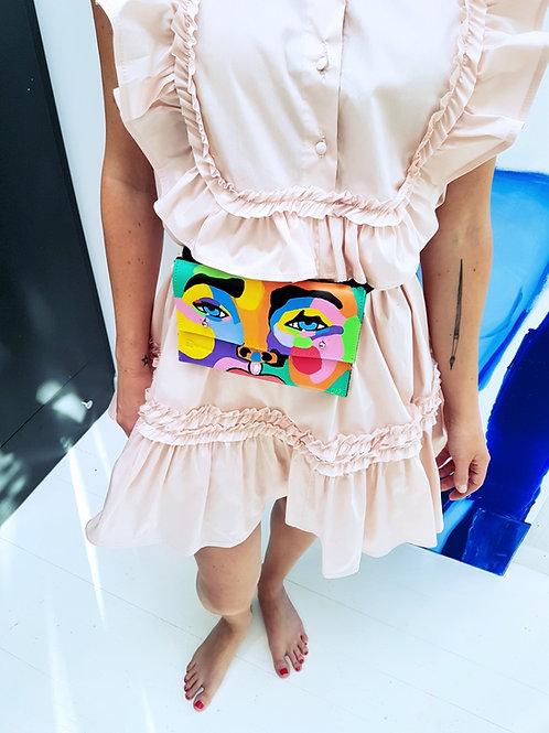 "Belt Bag ""Her Blooming"""