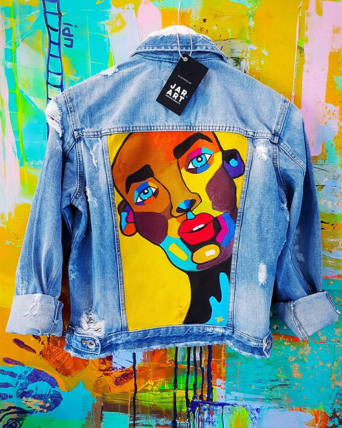 """RGB FACE"" jackets line"