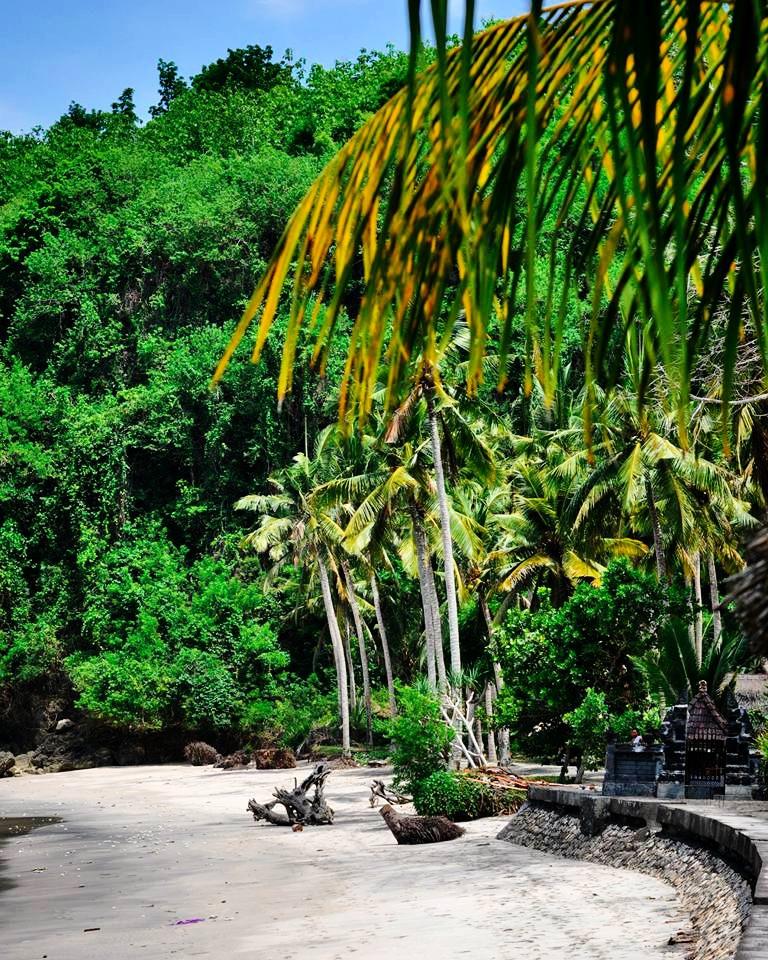 Nusa Penida, Crystal bay.