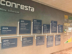 OFFICE ENTRANCE WALL