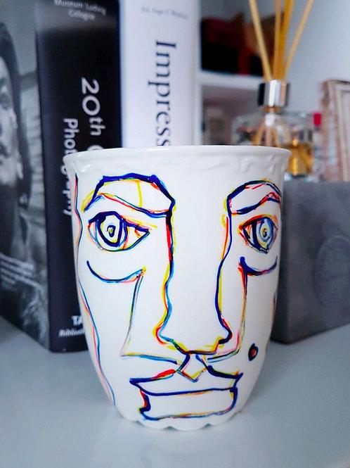 "Porcelain ""Coffee Prodigy"""
