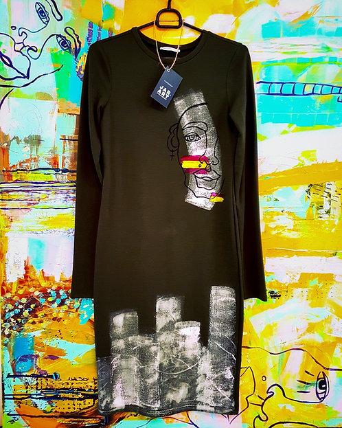 "Dress ""RGB Cyborg"""