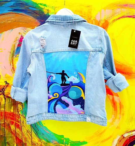 "Jacket ""H2O Love"""