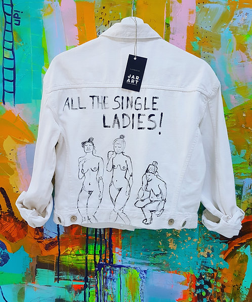 "Jacket ""All The Single Ladies"""