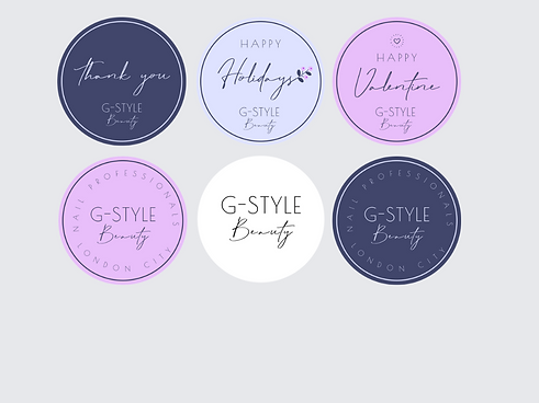 G-style Beauty branding by Brand Lab (13