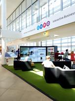 Airport b2b zone