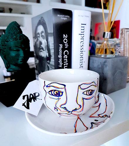 "Porcelain ""Tea Prodigy"""