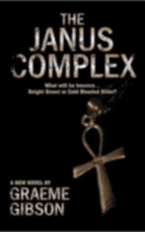 political crime thriller the janus complex graeme gibson