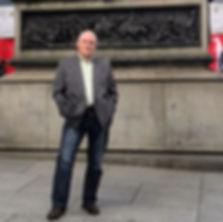 Scottish Political Crime Author Graeme Gibson
