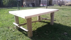 """table basse """"recycle"""""""
