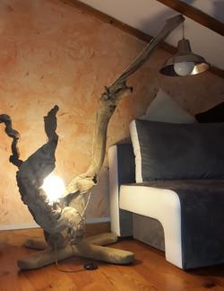 Lampe Racine Naturelle