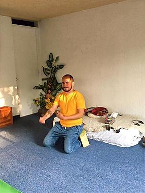 mindfulness teacher