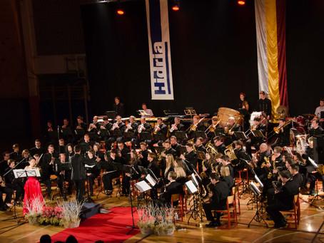 Božično-novoletna koncerta odlično uspela!