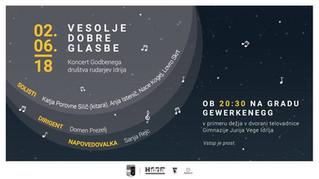 Vesolje dobre glasbe - poletni koncert