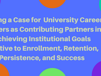 Making a Case for University Career Centers