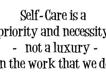 When is the last time you took care of YOU?