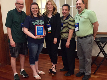 Members Recognized for Service