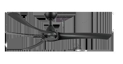 """Ventilador y Abanico de techo para EXTERIOR Wind River modelo Droid 52"""""""