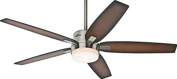 """Ventilador y Abanico de techo Hunter Fan modelo Windemere 54"""""""