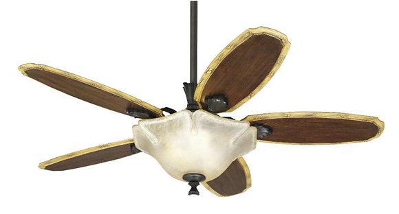 """Ventilador y Abanico de techo Hunter Fan 56"""" con Control Remoto"""