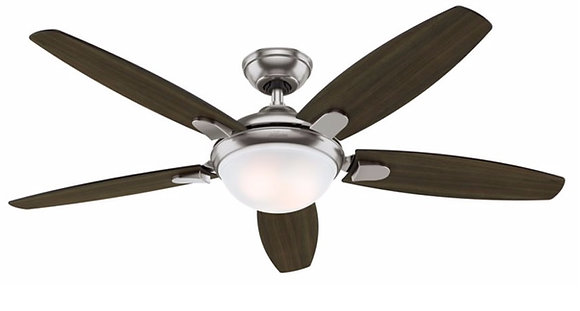"""Ventilador de techo Hunter Fan 54"""" LED"""