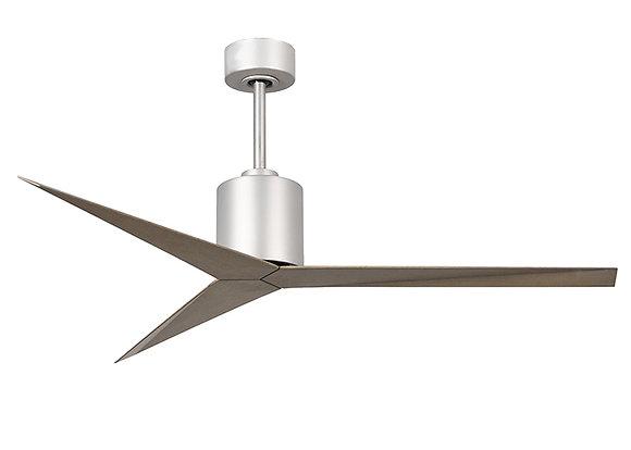 """Ventilador y Abanico de techo Matthews Fan modelo Eliza 56"""" Para Exterior"""