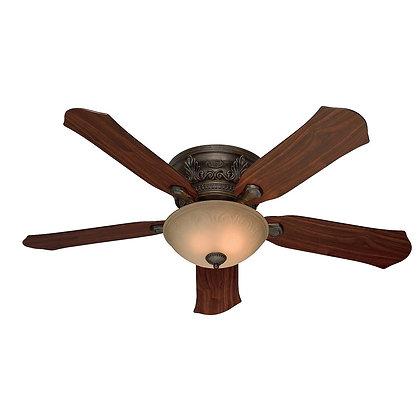 """Ventilador y Abanico de techo Hunter Fan modelo Viente 52"""""""