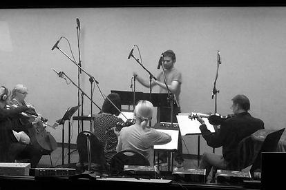 Gravação de arranjo para sexteto de cordas para 'Child falling Asleep' de Schumann para o curso da UCLA