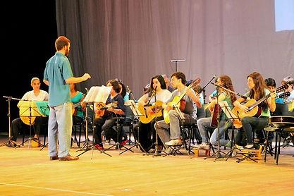 Manhã Cultural | Alunos do Colégio Cruzeiro - Teatro Odylo Costa Filho - UERJ - 2013