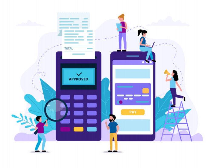 mobile-payment-via-smartphone-pos-termin