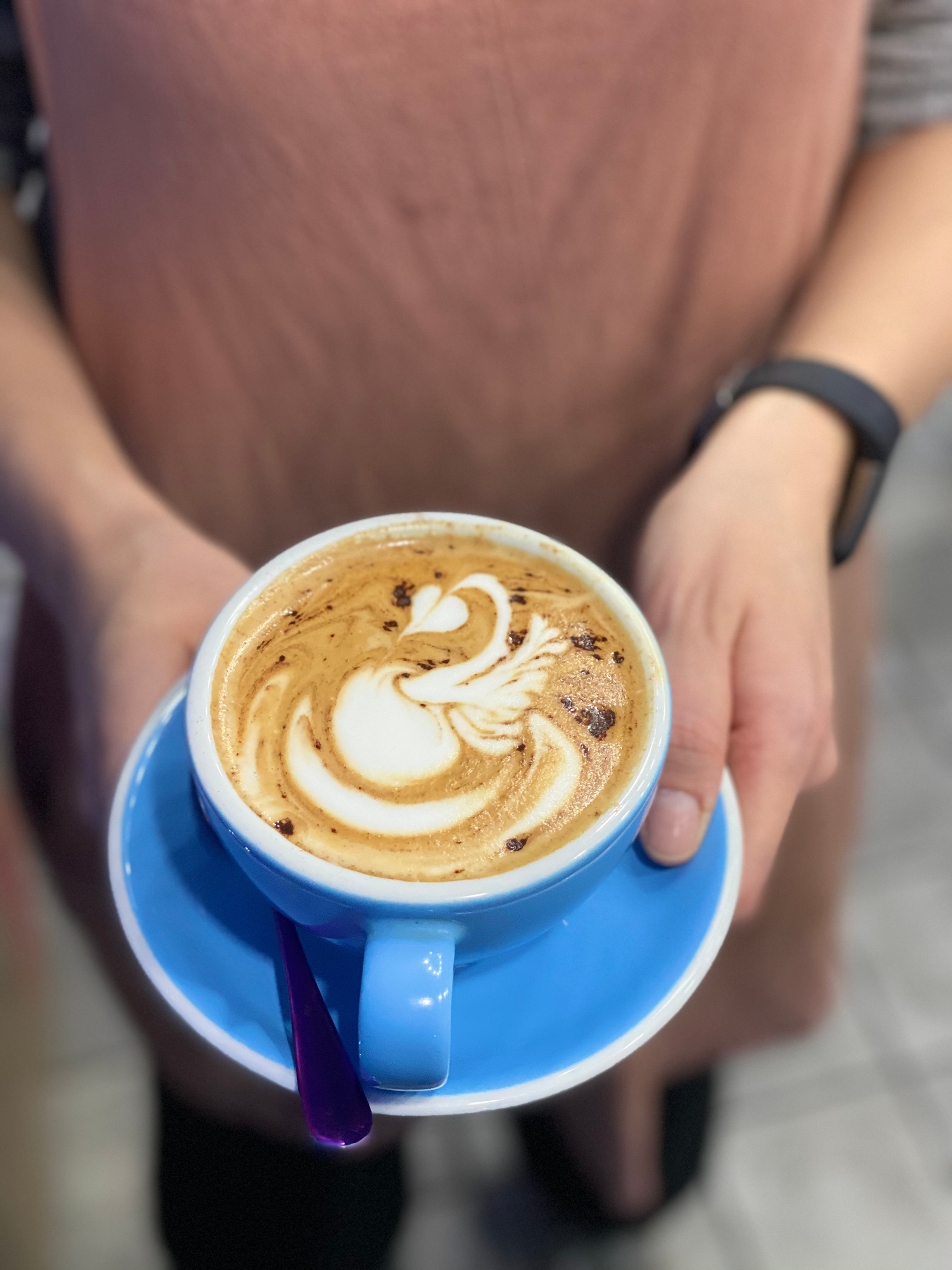 Advanced Latte Art Courses