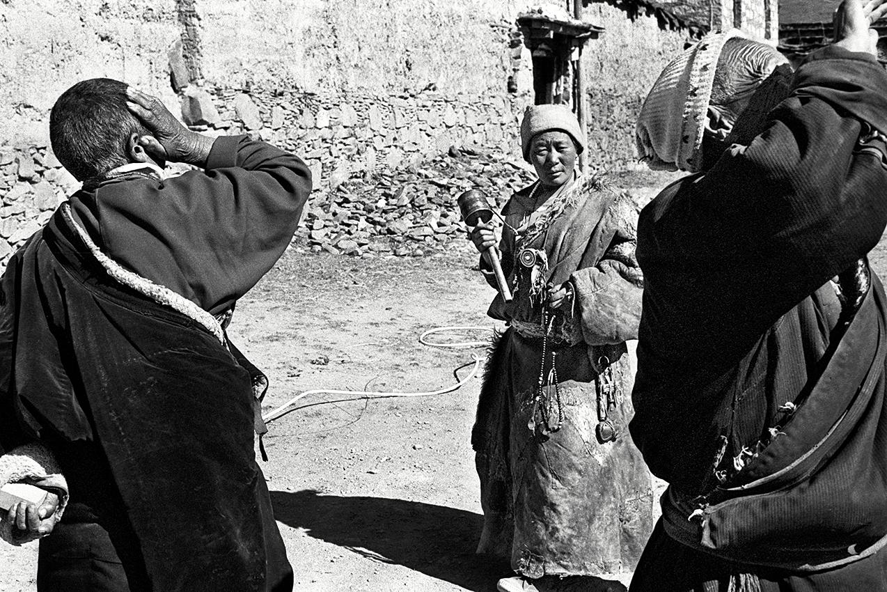 Photo Tibet - Lionel Raynaud
