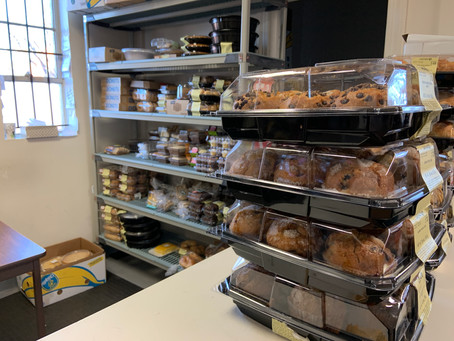 ST. MARTIN'S FOOD PANTRY REPORT 6/22/2021