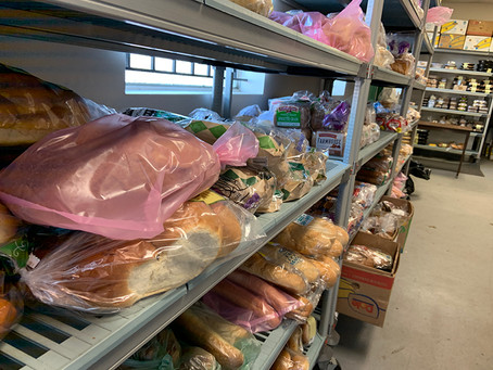 PANTRY REPORT/SHORTAGES FOR  SEPTEMBER 14