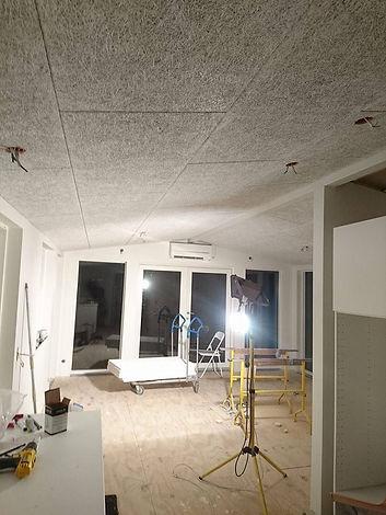 Stormskade, Udskiftning af døre og vinduer i sommerhus, Tømrermester Kent Haysen, Tømrer i Kolding.