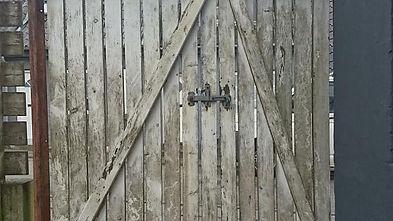 Havelåge, udskiftning af brædder og malet, Tømrermester Kent Haysen, Tømrer i Kolding.