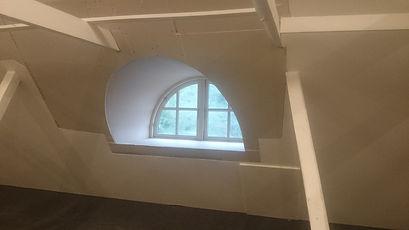 Stormskader, specialopgave, snedkerarbejde, snedker, Udskiftning af døre og vinduer i sommerhus, Tømrermester Kent Haysen, Tømrer i Kolding.
