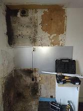 Køkken renoveret af Tømrermester Kent Haysen i Kolding