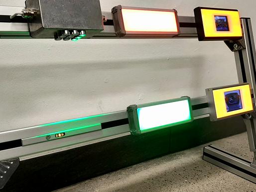 Pick by light - Intelligens gyártást és csomagoltást támogató kijelzők
